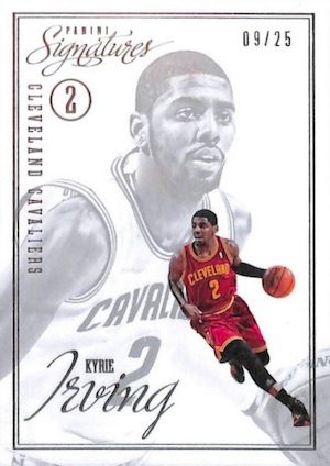 Kyrie Irving Rookie Cards Checklist and Guide 31