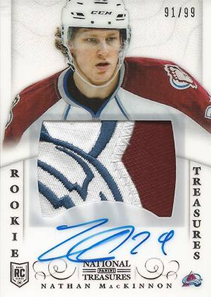 Return of the Mac! Full Nathan MacKinnon Rookie Card Guide 6