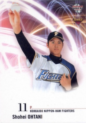 Shohei Ohtani Rookie Cards Checklist and Gallery 80