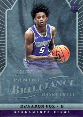 2017-18 Panini Chronicles Basketball Cards 30