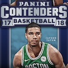 2017-18 Panini Contenders Basketball Cards