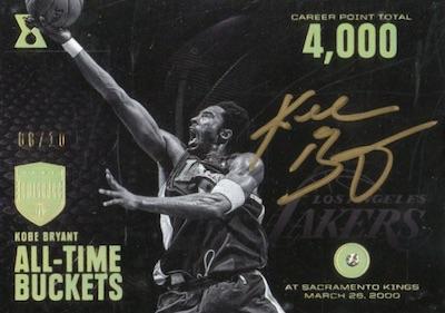 2017-18 Panini Kobe Eminence Basketball