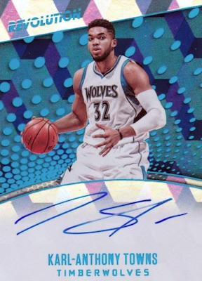 2017-18 Panini Revolution Basketball Cards 6