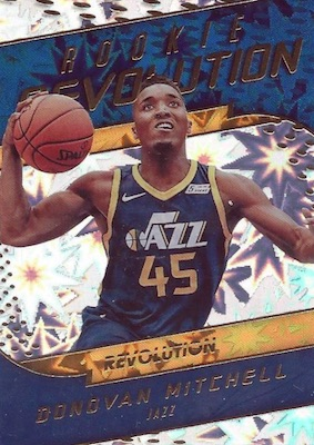 2017-18 Panini Revolution Basketball Cards 33