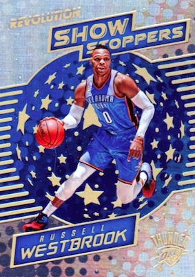 2017-18 Panini Revolution Basketball Cards 30