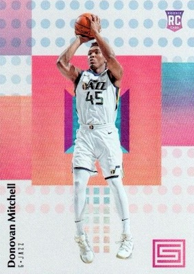 2017-18 Panini Status Basketball Cards 3