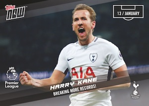 2017-18 Topps Now Premier League Soccer Cards 22