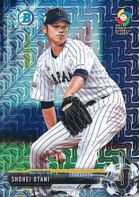 Shohei Ohtani Rookie Cards Checklist and Gallery 78