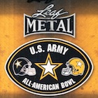 2017 Leaf Metal US Army All-American Bowl Football Cards