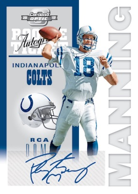 2017 Panini Contenders Optic Football Checklist Set Info