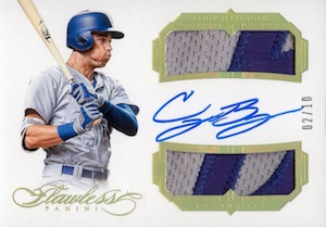 Top Cody Bellinger Rookie Cards and Key Prospect Cards 12