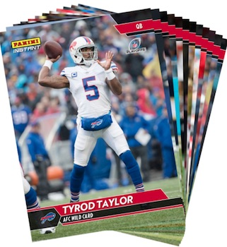 a8377db7e1fa4 2017 Panini Instant NFL Football Cards - Updated Checklist 50