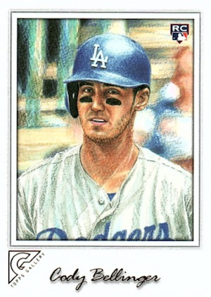 Top Cody Bellinger Rookie Cards and Key Prospect Cards 23