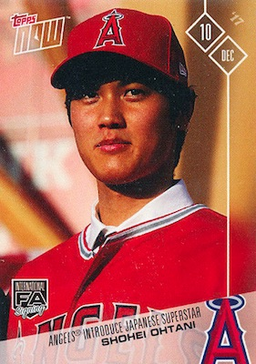 Shohei Ohtani Rookie Cards Checklist and Gallery 76