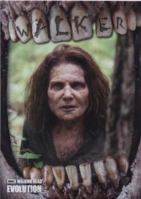Enid #90 The Walking Dead Evolution 2017 Topps Trading Card