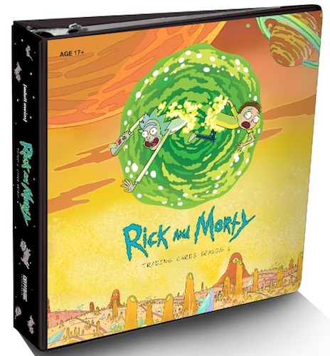 2018 Cryptozoic Rick and Morty Season 1 Trading Cards 3