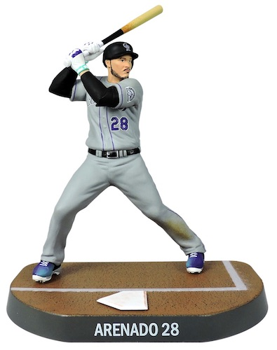 2018 Imports Dragon MLB Baseball Figures