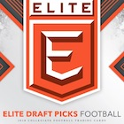 2018 Panini Elite Draft Picks Football Cards
