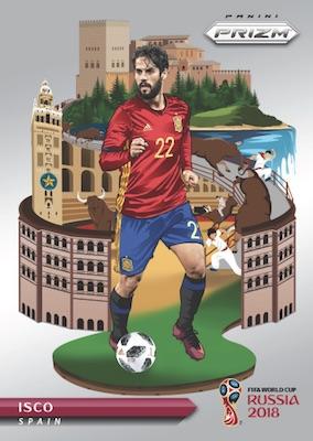 2018 Panini Prizm World Cup