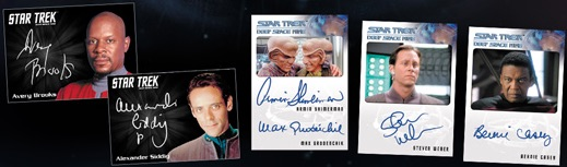Rittenhouse Star Trek Deep Space Nine Heroes