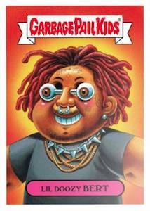 2018 Topps Garbage Pail Kids The Shammy Awards Cards 4