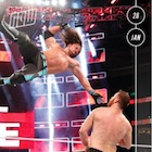 2018 Topps Now WWE Wrestling Cards