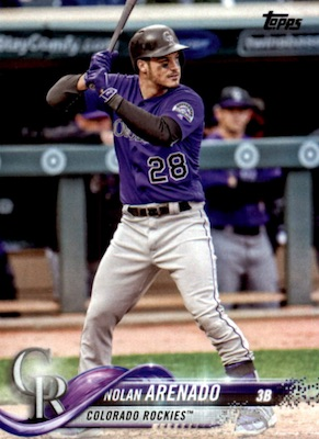 2018 Topps Series 1 Baseball Variations Guide 81