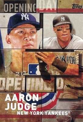 2018 Topps Series 1 Baseball Cards 9