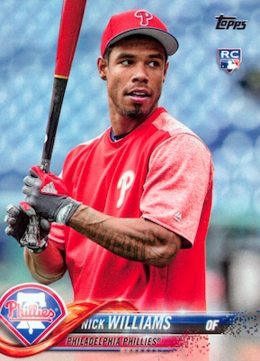 2018 Topps Series 1 Baseball Variations Guide 116