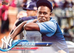 2018 Topps Series 1 Baseball Variations Guide 163