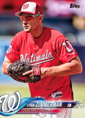 2018 Topps Series 1 Baseball Variations Guide 39