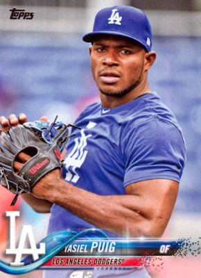 2018 Topps Series 1 Baseball Variations Guide 54