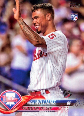 2018 Topps Series 1 Baseball Variations Guide 117