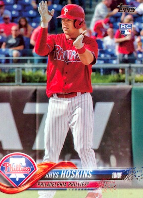 2018 Topps Series 1 Baseball Variations Guide 138