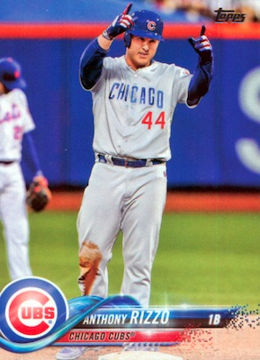 2018 Topps Series 1 Baseball Variations Guide 37