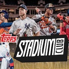 2018 Topps Stadium Club Baseball Cards