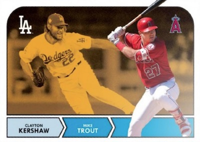 2018 Topps Throwback Thursday Baseball Cards 4