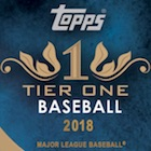2018 Topps Tier One