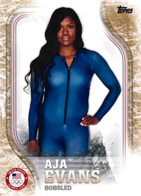 2018 Topps US Winter Olympics and Paralympics Team Hopefuls Trading Cards 3