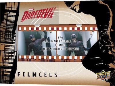 Upper Deck Daredevil Season 1