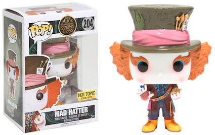 Funko Pop Alice Through the Looking Glass Vinyl Figures 28