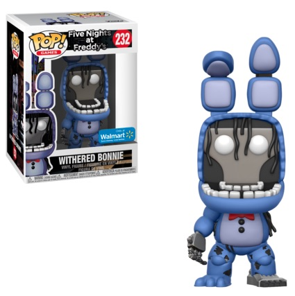 Ultimate Funko Pop Five Nights at Freddy's Figures Checklist and Gallery 39
