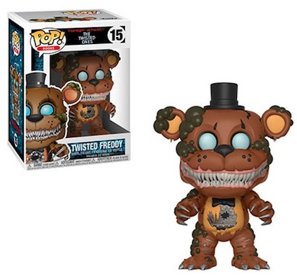 Ultimate Funko Pop Five Nights at Freddy's Figures Checklist and Gallery 55