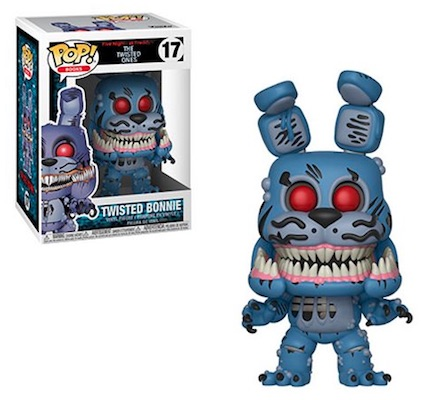 Ultimate Funko Pop Five Nights at Freddy's Figures Checklist and Gallery 57