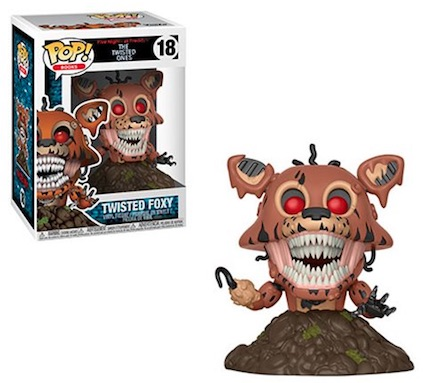 Ultimate Funko Pop Five Nights at Freddy's Figures Checklist and Gallery 58