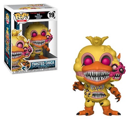 Ultimate Funko Pop Five Nights at Freddy's Figures Checklist and Gallery 59
