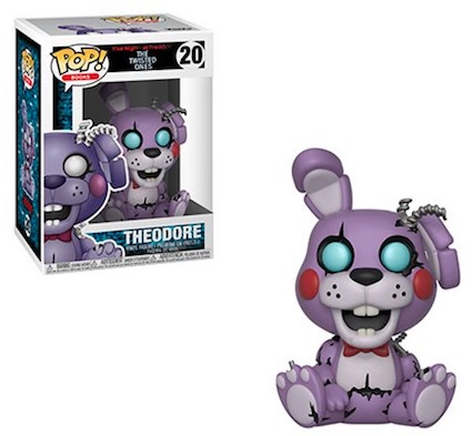 Ultimate Funko Pop Five Nights at Freddy's Figures Checklist and Gallery 60