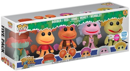 Funko Pop Fraggle Rock Vinyl Figures 11