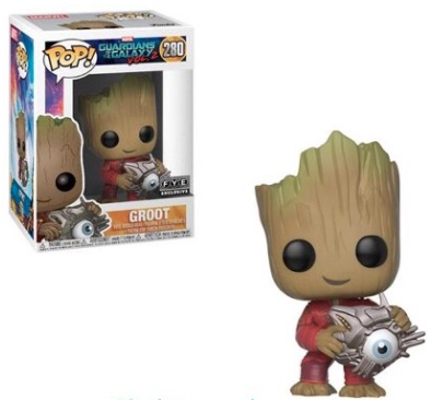 Funko Pop Guardians of the Galaxy Vol. 2 Vinyl Figures 25