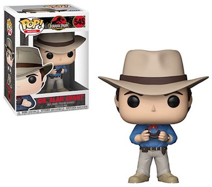 Ultimate Funko Pop Jurassic Park Figures Gallery and Checklist 1